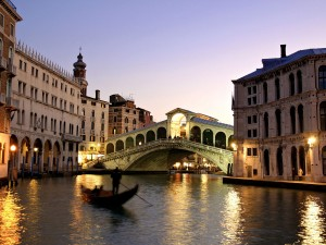 romantic trip to Italy