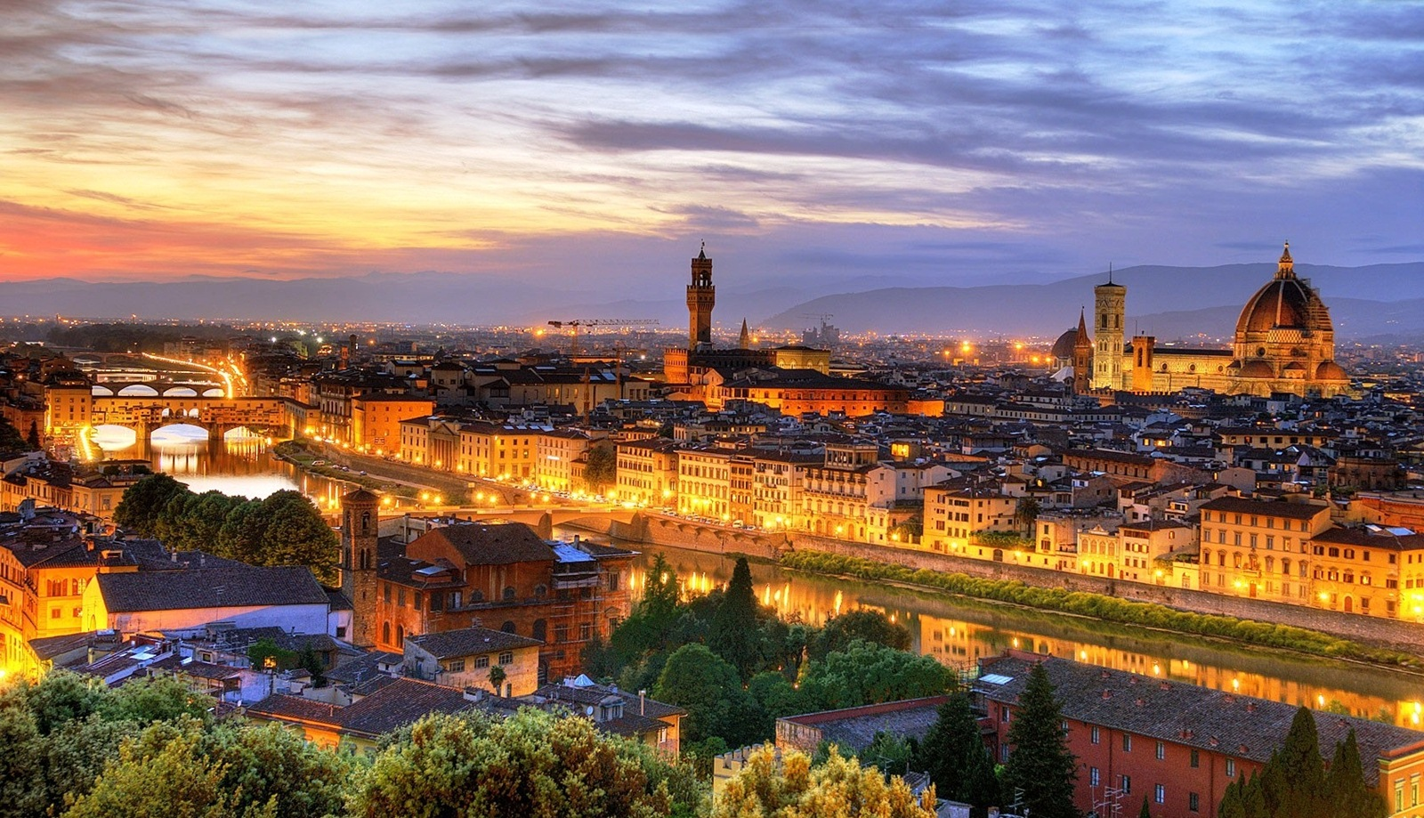 accommodation-in-florence-Places to go visit in Italy