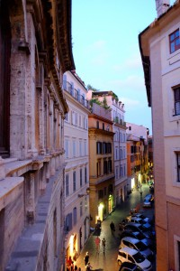 rome guest house, navona square